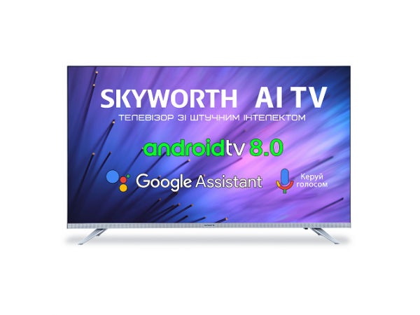 Телевізор Skyworth 32E6 AI